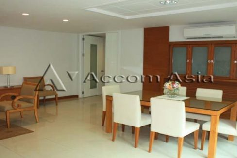 Baan Apiram House 3+1 Bedroom For Rent BTS Ekkamai in Sukhumvit Bangkok