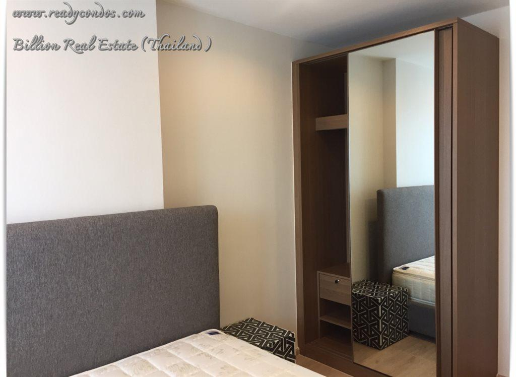 For rent Ideo sathorn thapra size 1bed 30sqm.
