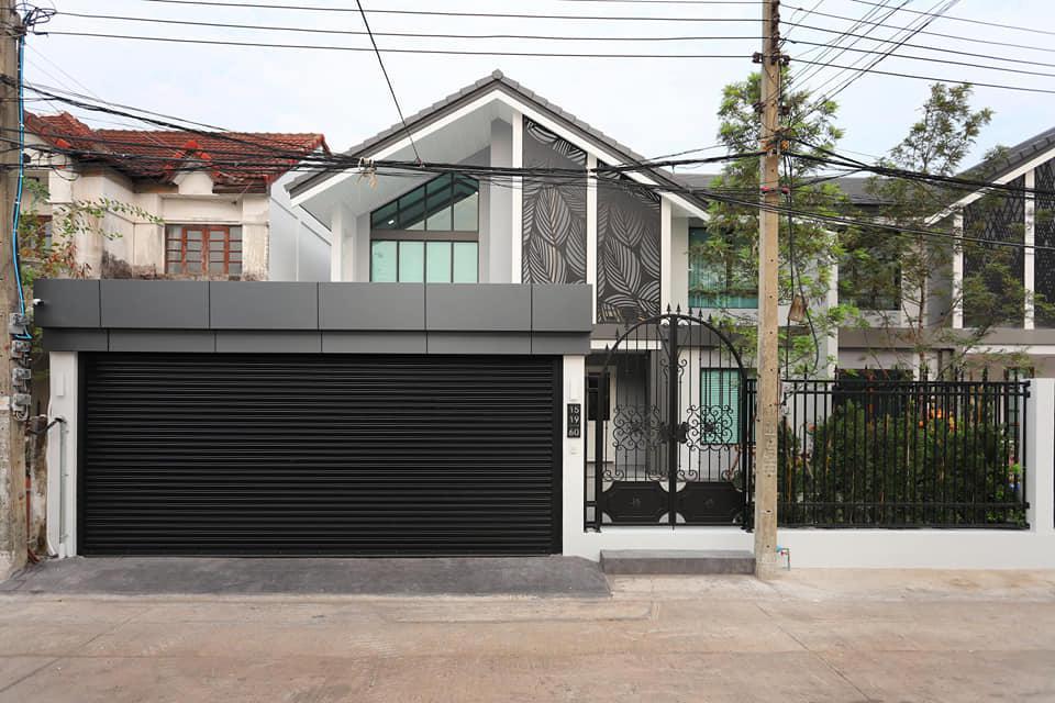 SALE : ขายบ้านแฝด สร้างใหม่ หมู่บ้านพรไพลิน 2 ลาดพร้าว 41/1 (SH124)