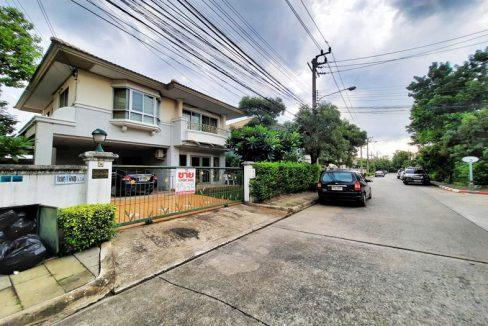 ขายบ้านเดี่ยว 2 ชั้น หมู่บ้านศุภาลัยพาร์ควิลล์ 1 ถนนพหลโยธิน48 (ซอยสายหยุด) แยก 33