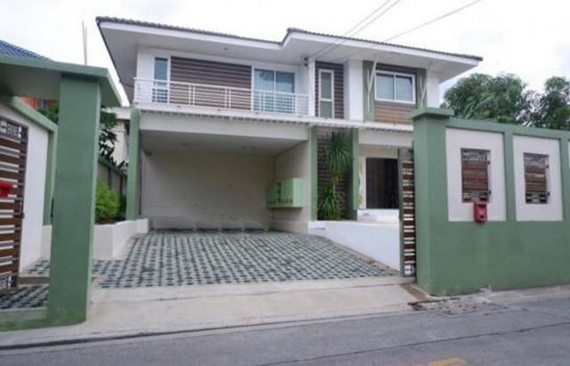 ขายบ้านเดี่ยว ย่านถนนจรัญสนิทวงศ์ 71บ้านใหม่ยังไม่ได้เข้าอยู่