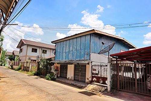 บ้านใจกลางเมืองอุบล ทำเลทำหอพักได้ ราคาเพียง 1.79 ล้านบาท
