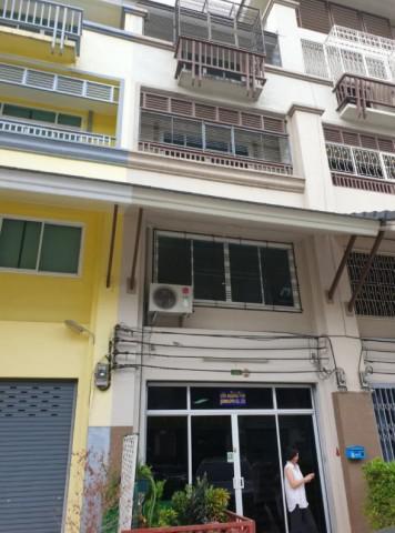 รหัสทรัพย์ 9940 อาคารพาณิชย์ โฮมออฟฟิศ โครงการเคหะธนบุรี พระราม 2 ซอย 60