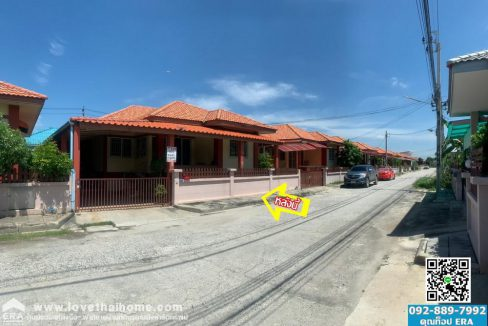 ขายบ้านเดี่ยว หมู่บ้านภัทรศิริ ถ.ฉลองกรุง53 หรือเข้าซ.สุวินทวงศ์42ได้ สภาพสวย พร้อมอยู่ ต่อเติมหน้า-หลังเรียบร้อย