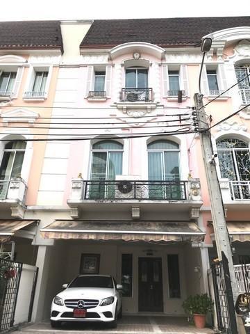 เช่าทาวน์โฮม 3 ชั้น บ้านกลางเมือง แกรนด์ เดอ ปารีส