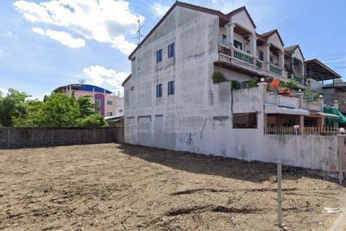 Land For Sale ที่ดิน ประชาชื่น37 ซอยนพเก้า ใกล้MRTเตาปูน