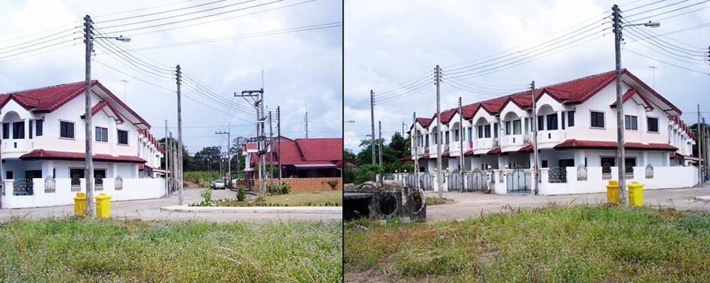 Townhouse @center of Trad very convenient location & near Souvenior shop ขายทาวน์เฮาส์ โครงการร่มสุขวังกระแจะโฮมเพลส
