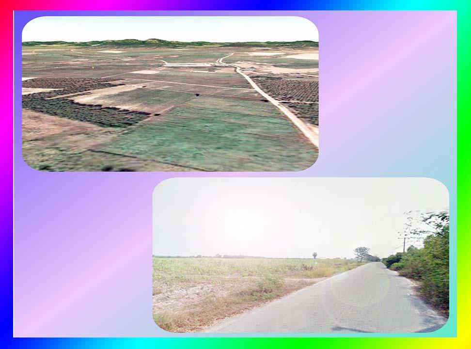 ขายที่ดินแปลงใหญ่ เกือบ 1,500 ไร่ ติดถนนลาดยาง พังตรุ ท่าม่วง กาญจนบุรี
