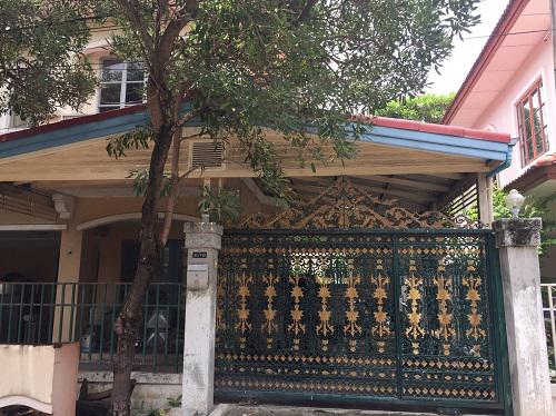 U1011 ให้เช่าบ้านเดี่ยว 2 ชั้นหมู่บ้านปาริชาติ รังสิตคลองสี่ ปทุมธานี ใกล้โรงเรียนสวนกุหลาบรังสิต ใกล้ โลตัส ดรีมเวิล์