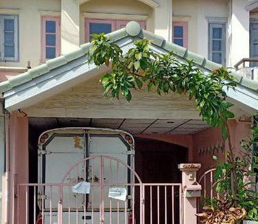 ขายทาวน์เฮ้าส์ 2 ชั้น หมู่บ้านพรพิมาน-คลอง 5