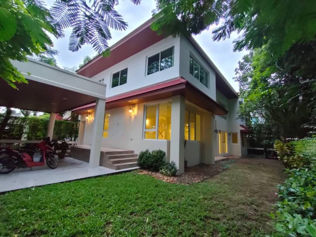 Single house for sale Soi krungthep kritha