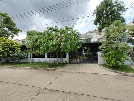 ขายบ้านเดี่ยว หมู่บ้านดิโอโซน ปัญญาP.4 บางชัน คลองสามวา กรุงเทพ