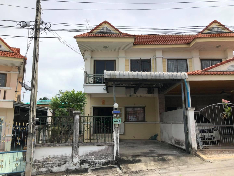 บ้านแฝดให้เช่า ราคาสุดคุ้ม แยกอ่างศิลา ชลบุรี