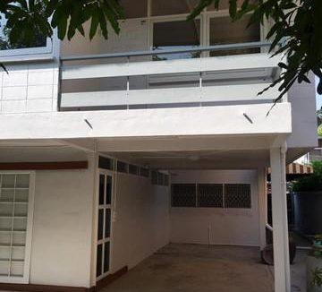 KR-356 ให้เช่าบ้านเดี่ยว 2 ชั้น หมู่บ้านเสรี พระราม 9 ใกล้ Airport Link สถานีหัวหมาก