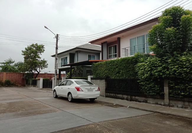 ขาย บ้านเดี่ยว คาซ่าวิลล์ รามอินทรา-หทัยราษฎร์ ถนนสุวินทวงศ์ อ.ลำลูกกา จ.ปทุมธานี