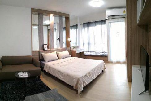 ให้เช่า คอนโด Supalai Veranda Rama 9 1 ห้องนอน