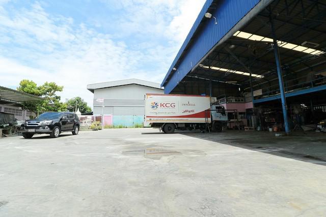 ขาย โรงงาน บางนา ตราด ซ.มหาชัย ที่ดิน 383 ตรว