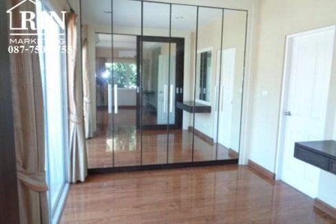 ขายบ้านเดี่ยว เดอะเซ็นโทร รัตนาธิเบศร์ 087-750-7755