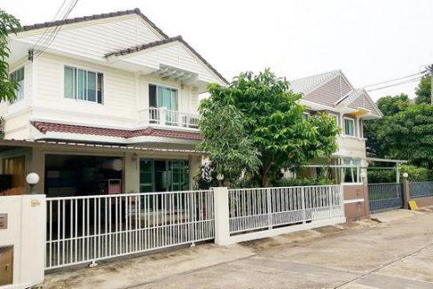 ขายบ้าน สีวลี สุวรรณภูมิ 51 ตร.ว. 5 นอน บางพลี