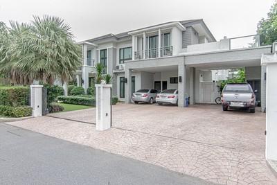P ขาย บ้านเดี่ยว 2 ชั้น หมู่บ้าน Lake resort ราชพฤกษ์-ปทุมธานี 174.2 ตรว. 425 ตรม 5น 5น แต่งสวย