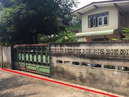 ขายที่ดิน ซ.ลาดพร้าว 1 ใกล้รถไฟฟ้า สถานีห้าแยกลาดพร้าว ขนาด 51 ตารางวา แปลงสวยเหมาะสร้างบ้านพักอาศัย
