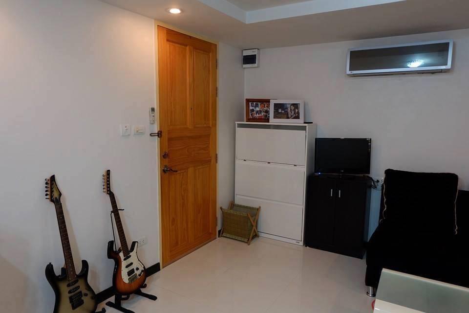 คอนโดรัชดาซิตี้ 18 ขนาด 48 ตรม ชั้น 5 ห้องมุม