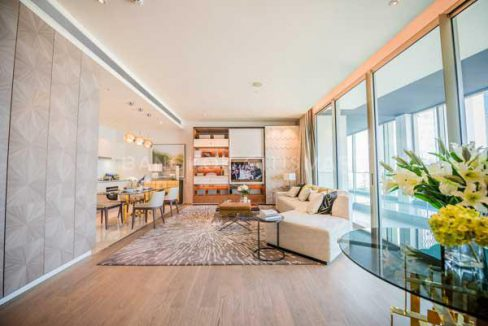 ขาย แมกโนเลียส์ วอเตอร์ฟรอนท์ เรสซิเดนซ์ แบบ 1 ห้องนอน 1 ห้องน้ำ 60. ตร.ม ราคาดีที่สุด
