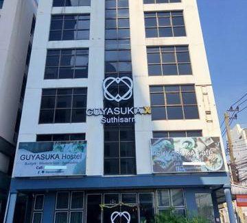 ให้เช่าอาคาร ถนนรัชดาภิเษก ใกล้ MRT เหมาะกับหลายธุรกิจ 6 ชั้น 40 ตรว. 864 ตรม. 180,000 ต่อเดือน