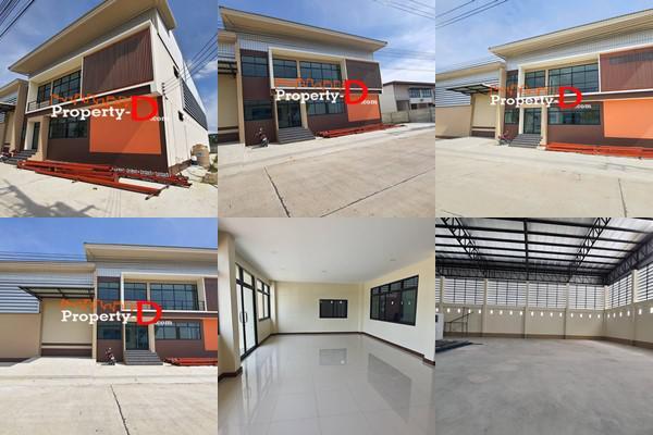 ขายให้เช่าโกดังโรงงาน สร้างใหม่ นครปฐม พุทธมณฑล คลองโยง(โรง A3)
