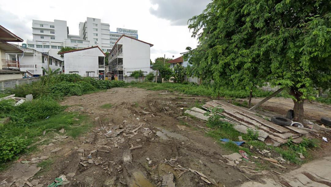 ขายที่ดินเปล่า ขนาด 101 ตรว ซอยสีหบุรานุกิจ 16 ใกล้สถานีรถไฟฟ้า