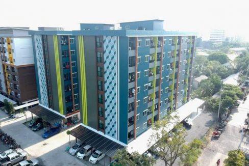 ขายอพาร์ทเมนท์สร้างใหม่ คลองหก ปทุมธานี