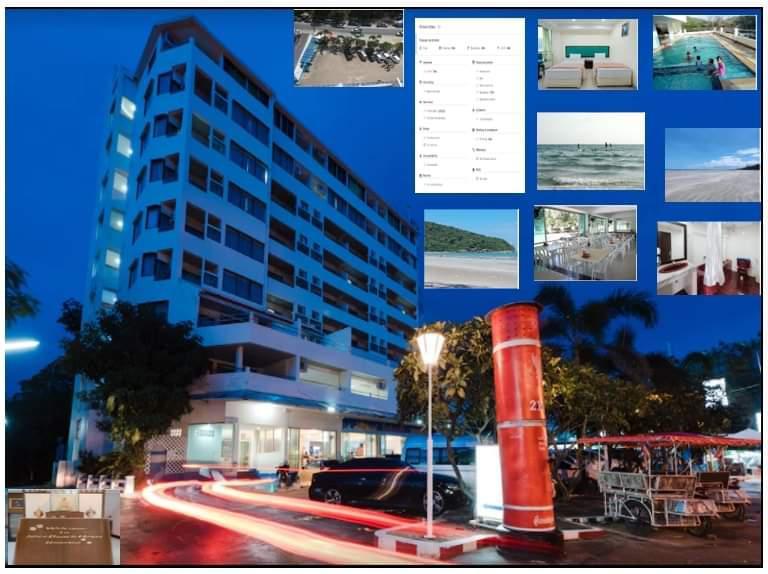 Ps211 ขายกิจการโรงแรมติดทะเลระยอง ยังเปิดกิจการอยู่มีชายหาดขาวๆน้ำใสๆ