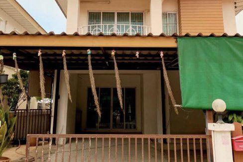 บ้านเดี่ยว 2 ชั้น หมู่บ้านบุณฑรีก์ คลองสอง ตำบลคลองสอง อำเภอคลองหลวง จังหวัดปทุมธานี