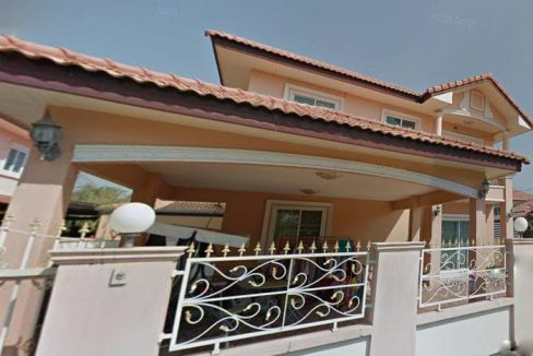 ขายถูกบ้านเดี่ยว 2 ชั้น ใกล้ไทวัสดุ ตำบลหนองขอนกว้าง อำเภอเมืองอุดรธานี จังหวัดอุดรธานี