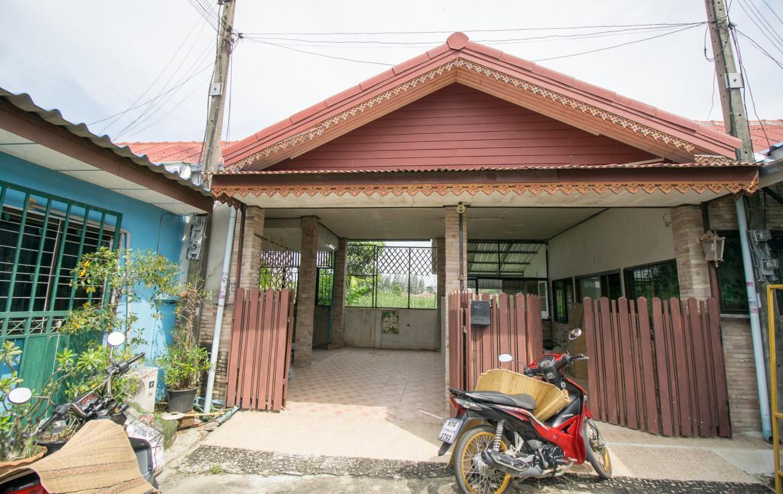 ขายทาวน์เฮ้าส์ ธัญบุรี ปทุมธานี 24 ตารางวา