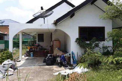 ขายบ้านเดี่ยว ตำบลบ้านสวน อำเภอเมืองชลบุรี จังหวัดชลบุรี