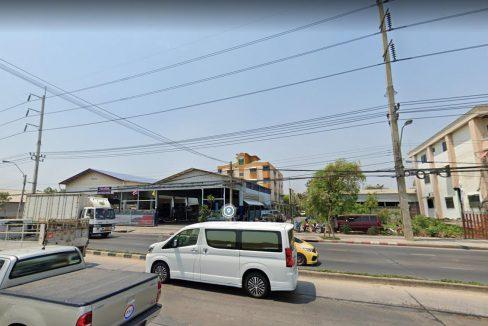ขายที่ดินเปล่า 100 ตารางวา บนถนนฉลองกรุง ใกล้นิคมฯลาดกระบัง ถนนสุวินทวงศ์ สนามบิน มหาวิทยาลัยพระจอมเกล้า