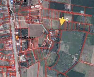 ขายที่ดิน 3 ไร่ อ.กำแพงแสน จ.นครปฐม ห่างจาก ถ.มาลัยแมน เพียง 420 ม. ราคาดีเพียง ไร่ละ 1.29 ล้าน