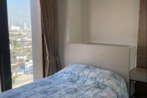 HOT PRICE ให้เช่าคอนโด The Privacy ท่าพระ อินเตอร์เชนจ์ 2ห้องนอน ชั้น 14 ใกล้ MRT ท่าพระ