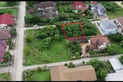 ขายถูกที่ดินเปล่าในโครงการ-บ้านกนกวิมาน-ลำปาง ที่ดินในหมู่บ้านจัดสรรลำปาง