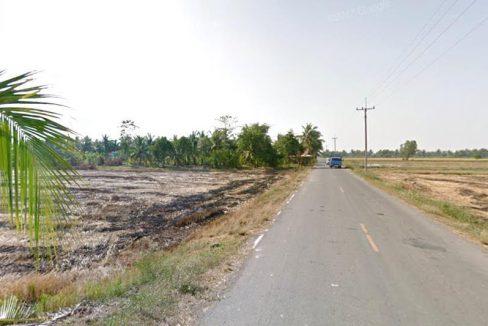 ขายที่ดิน 20 ไร่ ติดถนนลาดยาง ใกล้เทศบาลศาลาแดง อ.บางน้ำเปรี้ยว จ.ฉะเชิงเทรา