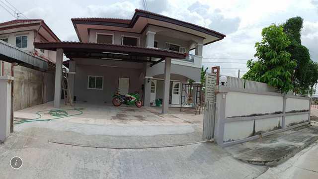 บ้านเดี่ยว 138 ตรว. ม.บ้านพนาสนธิ์ การ์เด้นโฮม5
