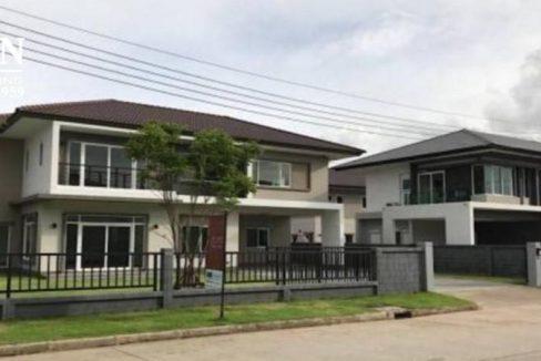 R059-254 ขายบ้านเดี่ยว วรารมย์ วัชรพล-จตุโชติ บ้านใหม่และสวย หลังใหญ่ พื้นที่เยอะ