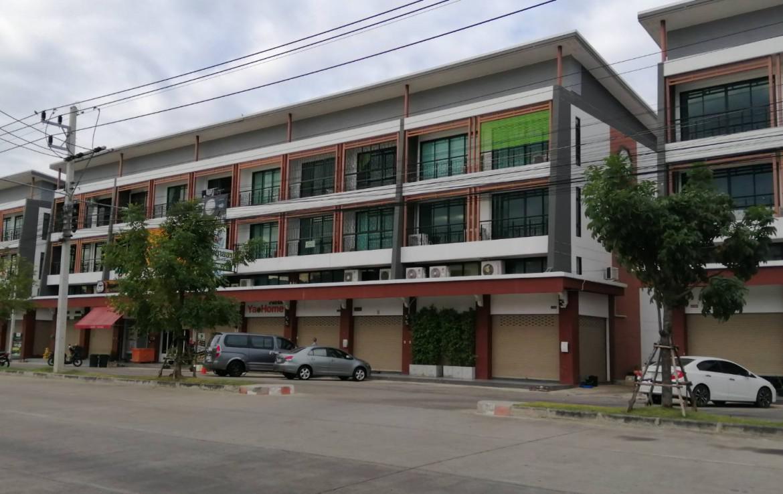 ขายพร้อมผู้เช่า อาคารพาณิชย์ JSP CITY ปทุมธานี