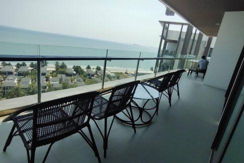 ขายคอนโด ภูผาธารา ระยอง บ้านเพ ชั้น 15 วิวทะเล