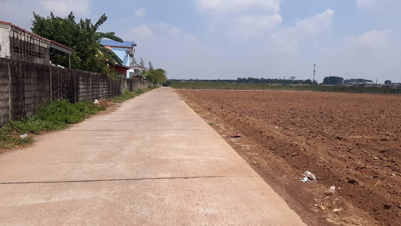 ขายที่ดินศรีมหาโพธิ์ 26.5 ไร่ เหมาะทำหมู่บ้าน ใกล้นิคมอุตสาหกรรม 304 – 3 กม. จ.ปราจีนบุรี