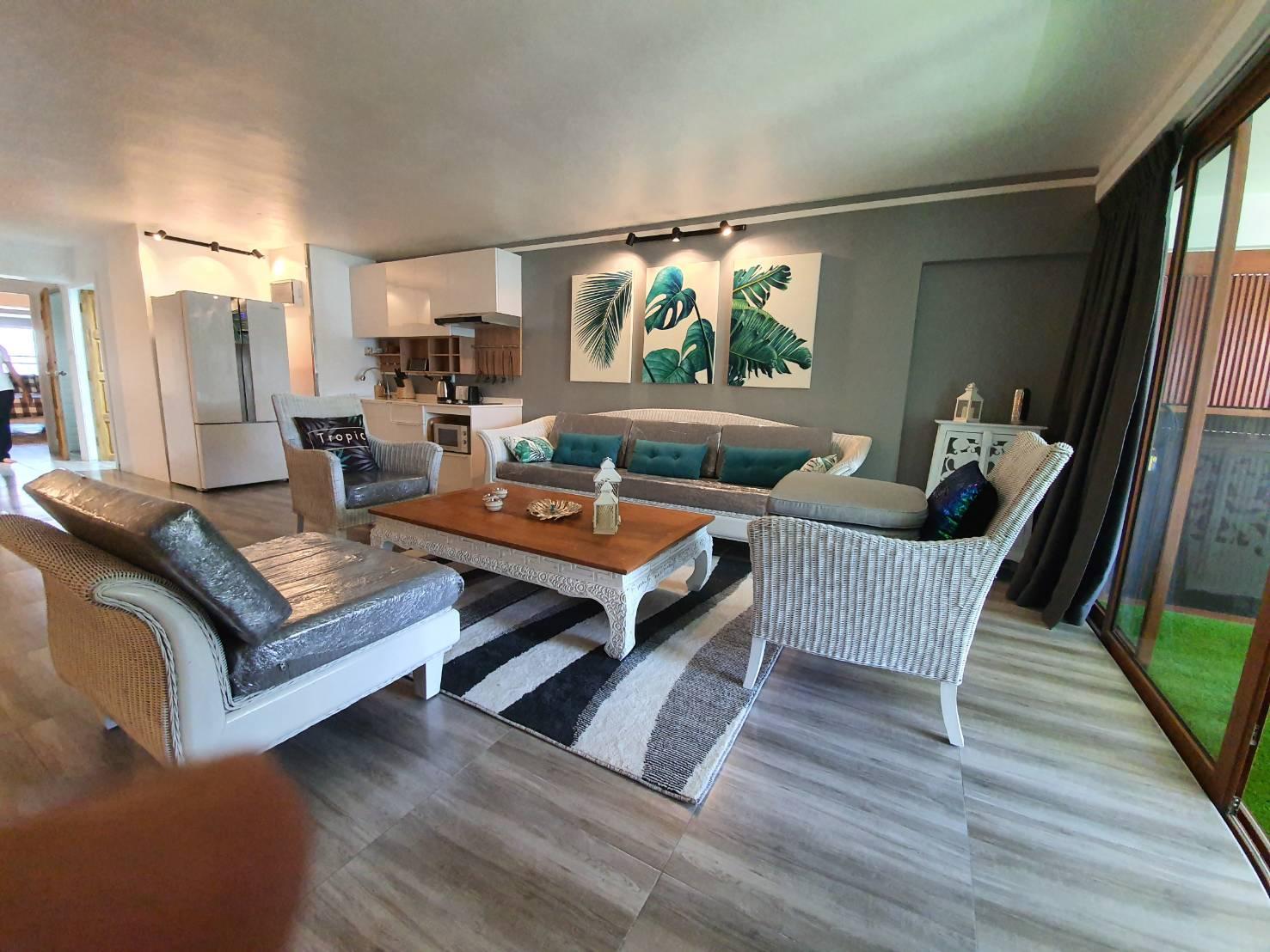 ขายอพาร์ทเม้นท์ ภูเก็ต วิวทะเล หาดกะหลิม 2 ห้องนอน 2 ห้องน้ำ 9,700,000